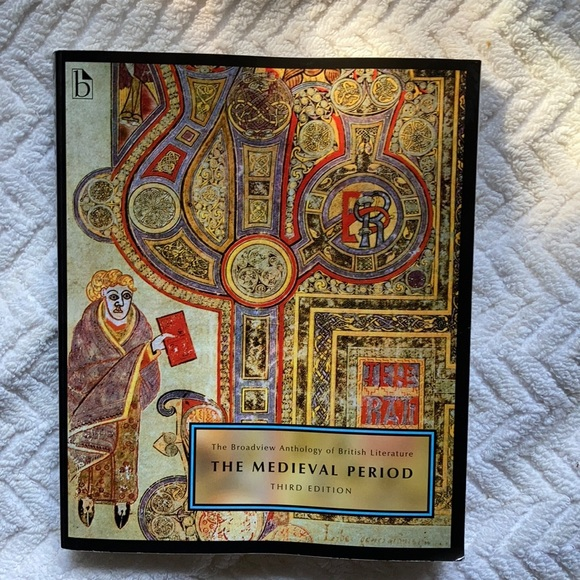 Other - Broadview Anthology Medieval 3rd edition